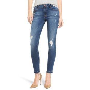 DL1961 Florence Instasculpt Skinny Jeans 28
